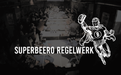 Superbeero Regelwerk – becherhelden x me & all hotels